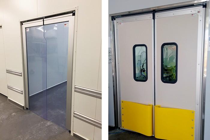 Cửa tự động Swing Door